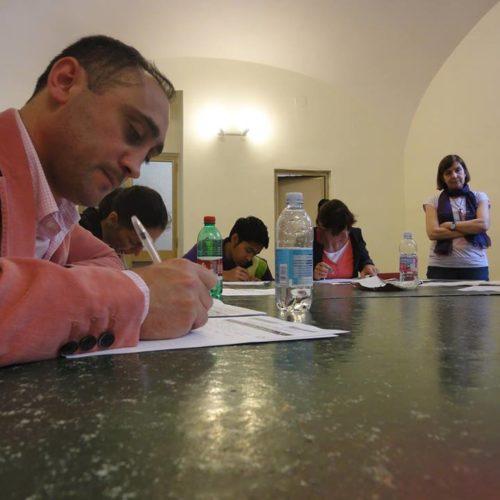 Scuola di Italiano per immigrati