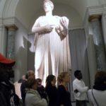al museo